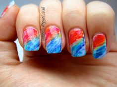 Cambridge Nails: 33DC: Abstract Lines