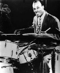 Drummerworld: Papa Jo Jones. RESEARCH #DdO:)…