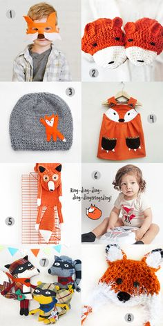What Does the Fox Say? Foxy Finds - Toronto4Kids Blog