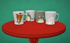 Cups for pawsofhoney-cc. 4 rc. http://cctreasuretrove.tumblr.com/post/114066671230/budgie2budgie-cups-for-pawsofhoney-cc-4-rc