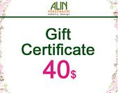 HOLIDAY SALE Jewelry Gift Certificate, 40, last minute gift