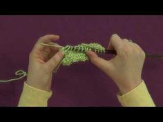 Tunisian Knit Stitch  Find more crochet vidoes on Crochet Me http://crochetme.com/media/165/default.aspx