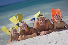 Three Top Family Spring Break Destinations
