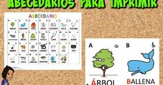 ABECEDARIOS LISTOS PARA IMPRIMIR: FORMATO DIN4_www.maestrosdeaudicionylenguaje.com