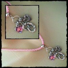 "♥ ""Brezn & pink Heart"" ♥ 1-434 von ikimmis-passion auf DaWanda.com"