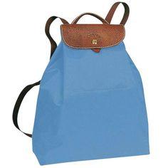 Longchamp Le Pliage Backpack Blue #fashionbag#jewellery|#jewellerydesign}