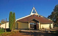 Ivachnová - kostol Sv.Cyrila a Metoda