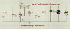 Hello friends, hope you all are fine and having fun. Today I am going to share my new project's tutorial which is Variable Voltage Modulation Using LM317 in Proteus ISIS. It is a basic level project but very simple and also used as a base to design large industrial projects. In this project, we are…