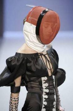 Esgrima y moda