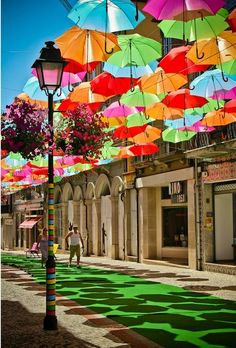 우산인테리어
