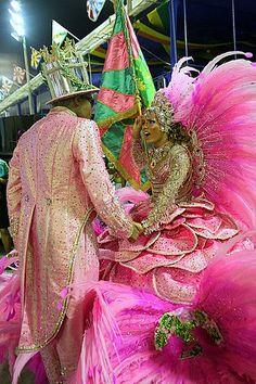 Carnaval - Mangueira...looks a little heated