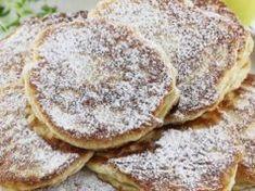 Bleskové jogurtové lívance, jemné jako dech: Bez váhy a odměrky – tento recept by měl být v každé domácí kuchařce! Fitness, Pancakes, Breakfast, 3, Morning Coffee, Crepes, Pancake, Keep Fit, Health Fitness