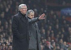 Ferguson podría retirarse del fútbol y dejar su puesto a Mourinho