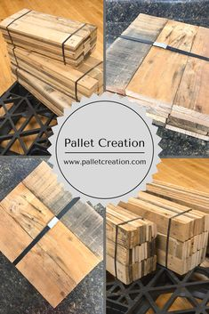 Let Us Help Make Your Next DIY Project Simple We Sell Pallet Board Bundles That Are Heat Treated And Packaged Neatly In Many Different Sizes Shipped Right