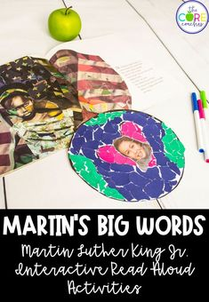 #martinsbigwords #martinlutherkingjrlesson #thecorecoaches