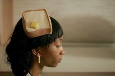 Toasty (Pillbox Hat) via @Etsy.