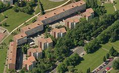 Plan parcial de Vite e 248 vivendas | Julio Cano Lasso | Compostela 1960