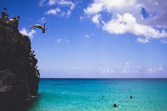 Hercules rock, Waimea