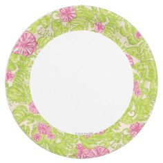 #party - #Flamingo Paper Plate