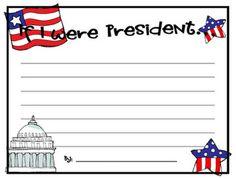 """If I Were President..."""