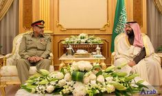 Saudi Deputy Crown Prince meets Pakistan Army…