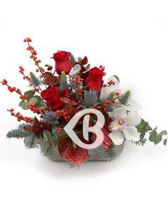 Cadoul de sub brad Christmas Wreaths, Valentines, Holiday Decor, Home Decor, Valentine's Day Diy, Decoration Home, Room Decor, Valentines Day, Valentine's Day