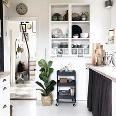 my scandinavian home: A Delightful Home Where Swedish and Danish Style Comes Together Cheap Beach Decor, Cheap Home Decor, Diy Home Decor, Home Decor Bedroom, Home Decor Kitchen, Living Room Decor, Rustic Kitchen, Home Decor Styles, Home Decor Accessories