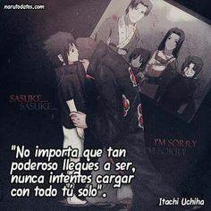 [Top 7 Frases Epicas De Uchihas] | •Anime• Amino