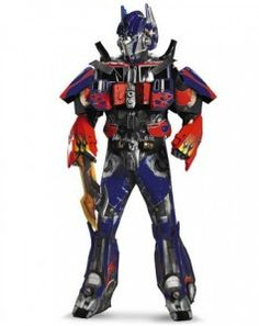 Check out Optimus Prime Costume - Transformers 3 Mens Costumes from Wholesale Halloween Costumes Optimus Prime Halloween Costume, Transformer Halloween, Halloween Cosplay, Halloween Costumes, Halloween Party, Adult Halloween, Funny Halloween, Trendy Halloween, Holiday Costumes