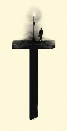 The Exorcist - Javier Vera Lainez / Diseñador Gráfico