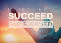 Progress to achieve your #goals is never without #setbacks. These small failures are the proof you are pushing your limits of #strength, #knowledge and #skill. Embrace them like the sunrise each day. ...