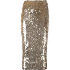 P.A.R.O.S.H. sequined skirt ($733) ❤ liked on Polyvore featuring skirts, юбки, grey, sequin pants, grey pants, sequin embellished pants, gray pants and grey trousers