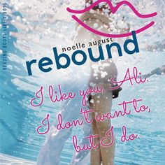 """""""Rebound was a sexy, romantic, tension-filled, happy romance that left me smiling at the end."""""""