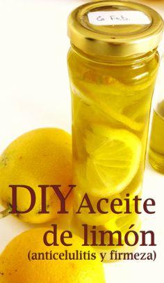 DIY de aceite anti-celulites y firmeza ideal para primavera y verano. (bikini time!)