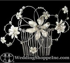 AA Bridal Bridal Headpiece TRS-2399