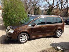 Eladó használt VOLKSWAGEN TOURAN 2.0 pd - 1. nagykép Volkswagen Touran, Vehicles, Car, Vehicle, Tools