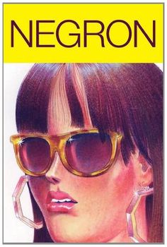 Negron by Jonny Negron (PictureBox Inc.)