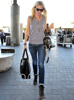 Gwyneth Paltrow's Casual Style