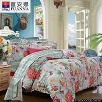 FUANNA Queen full twin size 4pcs bed set bedding sets/bedclothes/ duvet cover the bed linen home textile coverlet HLZF