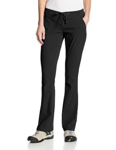 New Trending Pants: Columbia Womens Anytime Outdoor Boot Cut Pant, Black, 8 Regular. Columbia Women's Anytime Outdoor Boot Cut Pant, Black, 8 Regular  Special Offer: $37.46  188 Reviews Treated to resist stains, rain and harmful UV rays, this durable and flattering stretch-nylon boot cut pant keeps you protected and comfortable during outdoor excursions or...