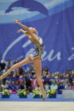 Яна Кудрявцева завоевала золото  в многоборье!