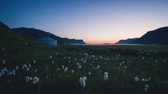 Yurt in iceland