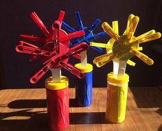 Дидактическая игра «Цветочки в вазочках» - Для воспитателей детских садов - Маам.ру