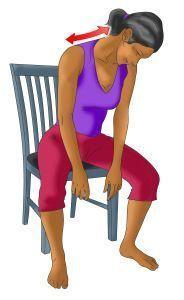 Douleurs cervicales : rééducation par le yoga Yoga Fitness, Yoga Gym, Health Fitness, Best Yoga, Flat Stomach, Flat Belly, Pilates, Mal Au Cou, Latex Free