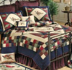 Whispering Pines Quilt Set