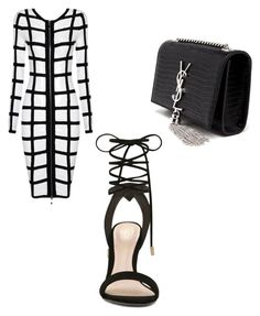 """Untitled #536"" by marxendjie on Polyvore featuring Posh Girl, ALDO, Yves Saint Laurent, women's clothing, women's fashion, women, female, woman, misses and juniors"