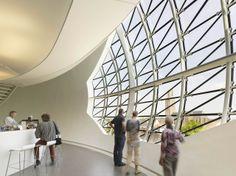 Bierman Henket Architecten, Museum De Fundatie, Zwolle, Paesi Bassi