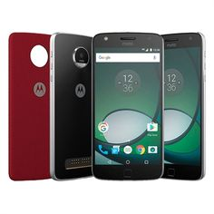 [Efácil] Smartphone Motorola Moto Z Play Power Edition, Dual Chip, Preto/Prata 32GB - R$1.674,30
