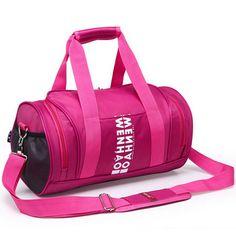 2017 New Sports Training Fitness Bag Women Men Sport Outdoors Bag Gym  Luggage Sack Female Shoulder Yoga Pack Shoes Bag be9b40e9a7