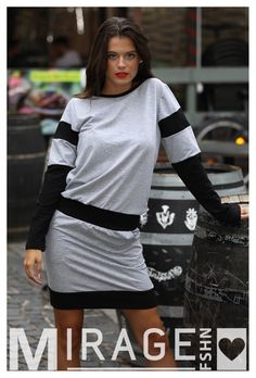 Felturbóznád a ruhatárad?  Akkor ismerd meg a Mirage Fashion ruháit, amik között biztosan megtalálod a stílusodhoz illőt! #ruha #nőiruha #MirageFashion Lily, Sweaters, Dresses, Fashion, Vestidos, Moda, Fashion Styles, Orchids, Sweater